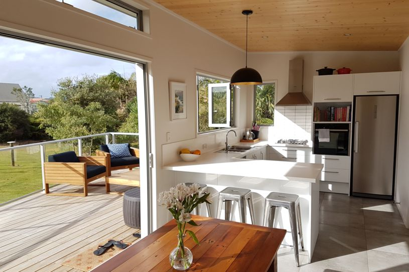 Cooks Beach Villas Holiday Accommodation